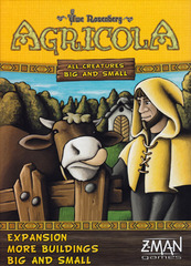 Agricola: All Creatures Big and Small - More Buildings Big and Small