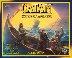 Catan: Explorers and Pirates on Channel Fireball