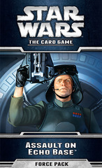 Star Wars: The Card Game 1 - 4 Assault on Echo Base