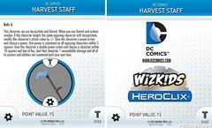 Harvest Staff (S102)