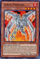 Cyber Phoenix - AP02-EN015 - Common - Unlimited on Channel Fireball