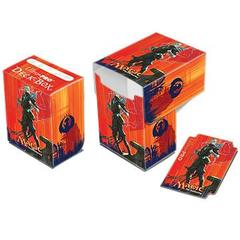 Dragon's Maze Ral Zarek Side Load Deck Box for Magic
