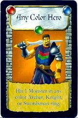 Castle Panic: Any Color Hero Promo