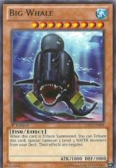 Big Whale - LTGY-EN008 - Rare - 1st on Channel Fireball