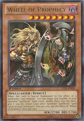 Wheel of Prophecy - LTGY-EN031 - Rare - 1st