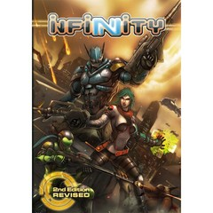 Infinity - Rulebook (2nd Edition Revised) (289903)
