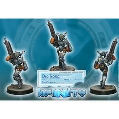 (280202) ORC Troops HMG