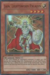 Jain, Lightsworn Paladin - LCGX-EN245 - Ultra Rare - Unlimited Edition