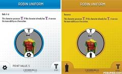 Robin Uniform (S101)