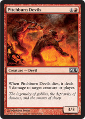 Pitchburn Devils - Foil