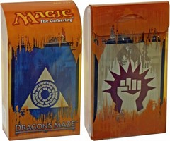 Dragon's Maze Prerelease Kit - Azorius/Boros