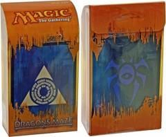 Dragon's Maze Prerelease Kit - Azorius/Dimir