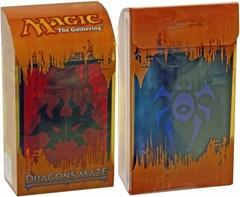 Dragon's Maze Prerelease Kit - Rakdos/Dimir