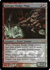 Duergar Hedge-Mage - WPN Foil