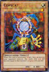 Copycat - BP02-EN058 - Mosaic Rare - 1st