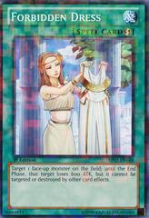 Forbidden Dress - BP02-EN168 - Mosaic Rare - 1st