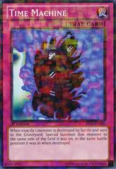 Time Machine - BP02-EN200 - Mosaic Rare - 1st