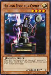 Helping Robo For Combat - BP02-EN019 - Common - 1st