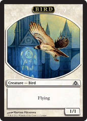 Bird Token - Dragon's Maze League on Channel Fireball