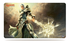 Ultra Pro Magic 2014 Playmat - Banisher Priest on Channel Fireball