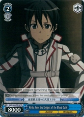 Kirito Joins the Knights of the Blood Oath - S20-TE10 -  TD