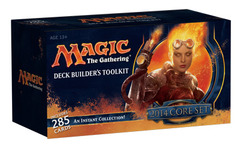Magic the Gathering Deck Builder's Toolkit 2013 w/285 cards (2014 Core Set)