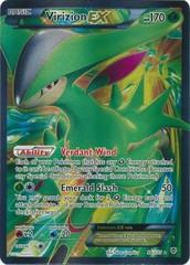 Virizion-EX - 96/101 - Super Rare Holo