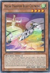 Mecha Phantom Beast Coltwing - JOTL-EN024 - Common - 1st Edition