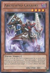 Archfiend Cavalry - JOTL-EN030 - Rare - 1st Edition on Channel Fireball