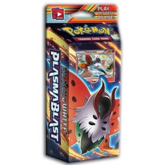 Black & White - Plasma Blast Volcarona Theme Deck Set
