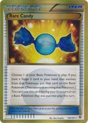Rare Candy - 105/101 - Secret Ultra Rare