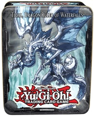 2013 Tidal, Dragon Ruler of Waterfalls Collectors Tin on Channel Fireball