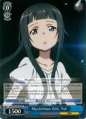 Mysterious Girl, Yui - SAO/S20-E076S - SR