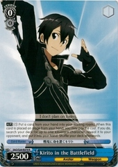 Kirito in the Battlefield - SAO/S20-E079 - R