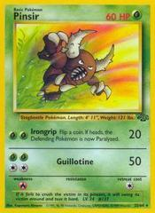 Pinsir - 25/64 - Rare - Unlimited Edition