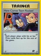 Here Comes Team Rocket! - 15/82 - Holo Rare - Unlimited Edition
