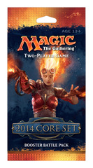 Magic 2014 Booster Battle Pack