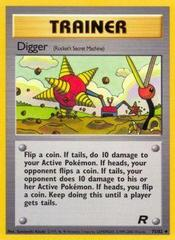 Digger - 75/82 - Uncommon - Unlimited Edition