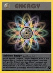 Rainbow Energy - 80/82 - Rare - Unlimited Edition