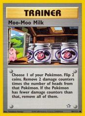 Moo-Moo Milk - 101/111 - Common - Unlimited Edition