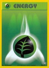 Grass Energy - 108/111 - Common - Unlimited Edition