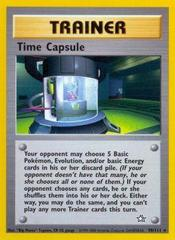 Time Capsule - 90/111 - Rare - Unlimited Edition