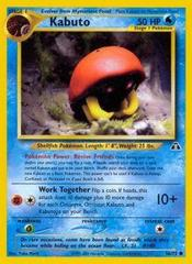 Kabuto - 56/75 - Common - Unlimited Edition