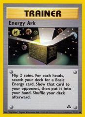 Energy Ark - 75/75 - Common - Unlimited Edition