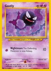Gastly - 65/105 - Common - Unlimited Edition