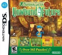 Professor Layton & The Unwound Future