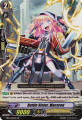 Battle Sister, Macaron - EB05/005EN - RR on Channel Fireball