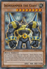 Ironhammer the Giant - HA07-EN034 - Super Rare - Unlimited Edition