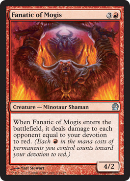 Fanatic of Mogis