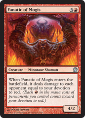 Fanatic of Mogis - Foil